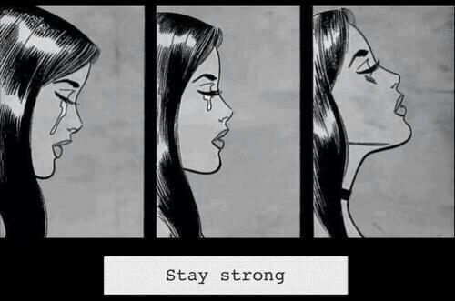 stay strong 1