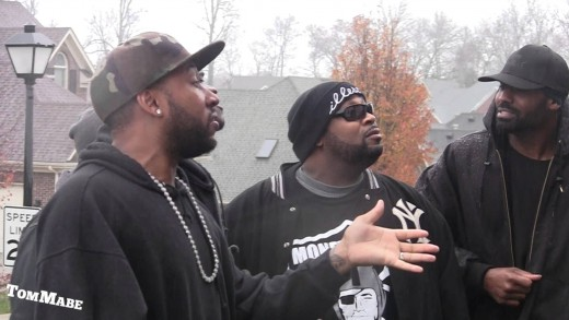 Brothers bring Hood Christmas Caroling To the Suburbs With Great Results