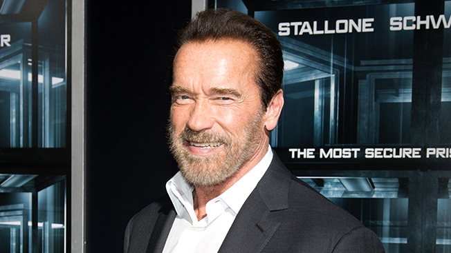 Arnold Schwarzenegger Announces 'Stop Eating Meat To Save The Planet' to the World