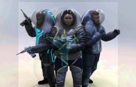 NASA Develops the Next Generation Spacesuit Watch the Video