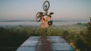 Watch Brett Rheeder Pro Mountain Biker Full Back Story
