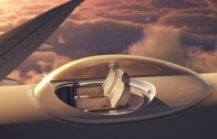 SkyDeck: Windspeed Technologies Will Allows Passengers To Get A 360 View While Flying