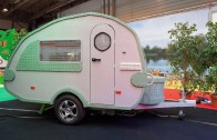Would you build a caravan in 40 seconds out of Lego bricks?
