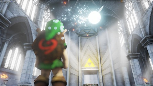 Legend of Zelda Ocarina of Time HD Comes to Unreal Engine for PC
