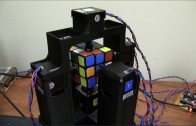 Watch: The World's Fastest Rubik's Cube Solving Robot