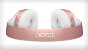 The Beats Solo2 In Rose Gold