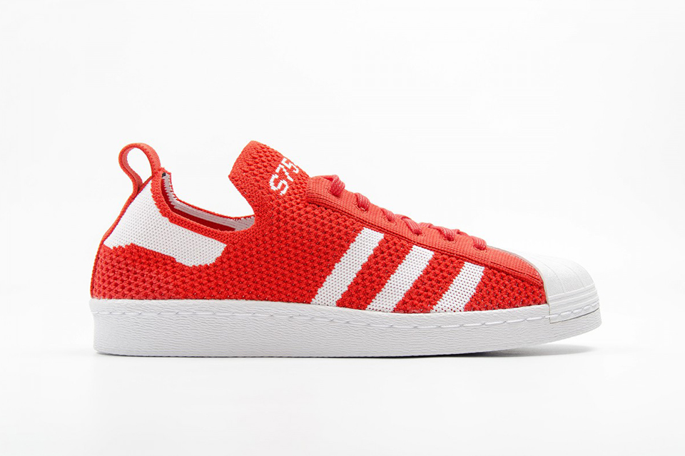adidas 80s superstar red