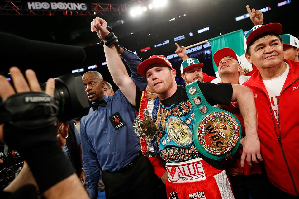 "Canelo Alvarez ""I Fear No One"""