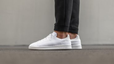 Walk Black and White with the Adidas Stan Smith Primeknit