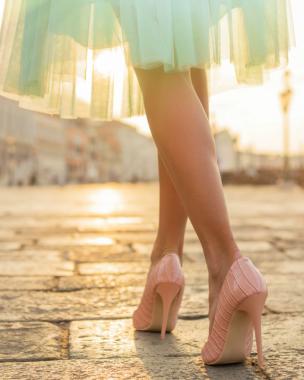 heels pretty 2