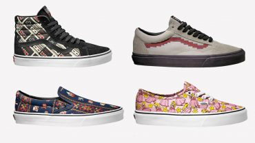 VANS releasing Nintendo Inspired Shoe Line
