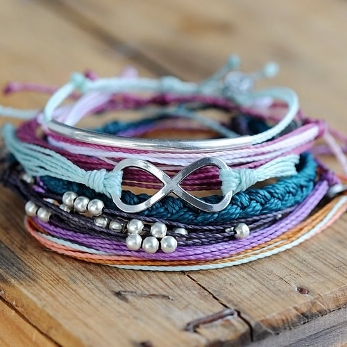 Charitable Brands: Pura Vida Bracelets