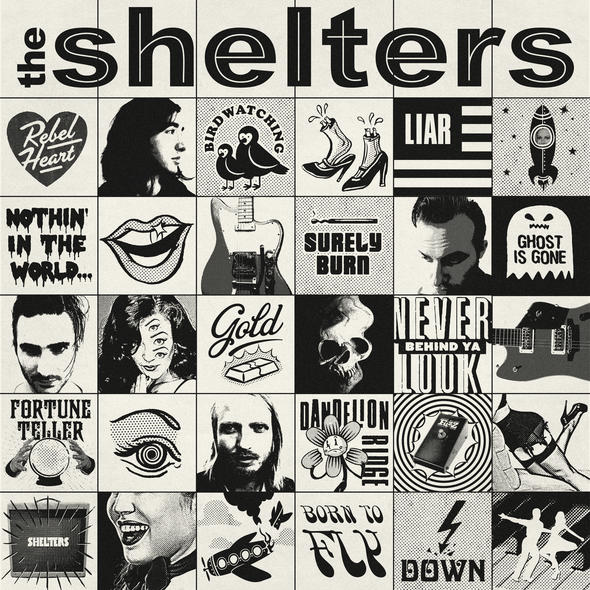 the shelters 3