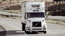 Otto self driving truck is coming to a town near you !