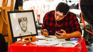 """""""Art isn't Perfect"""" Javier Christiansen"""
