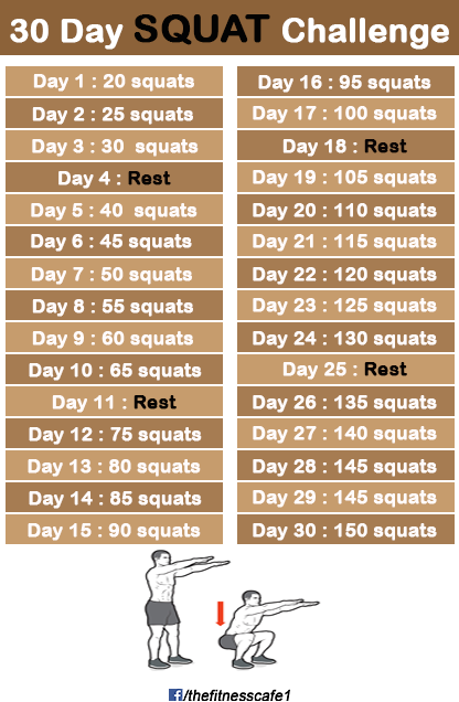 30-day fitness