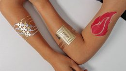 Duo Skin Temporary Tattoos could be the future of device control !