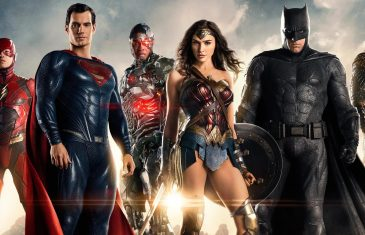"Ben Affleck ""Batman"" Shares Spoilers for Upcoming Justice League Film"