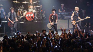 "Green Day Release Snappy New Single ""Bang Bang"""