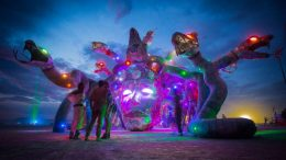 Burning Man Is one of the greatest festivals ever!