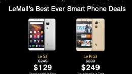 Where to Get The Awesome Le Pro3 Ecophone [Cyber Monday Deals]