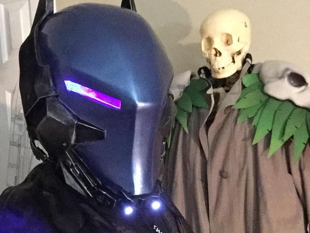 Wearable Batman Helmet