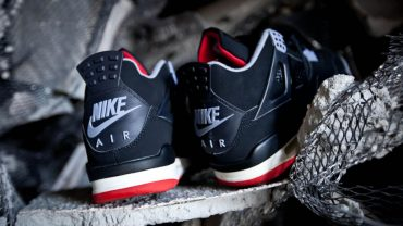 "The Nike Air Jordan ""Bred"" 4 Will Be Making An Amazing Comeback"