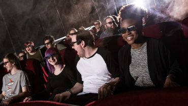 4DX Cinema Experience Is Fun But It's Not Quite There Yet
