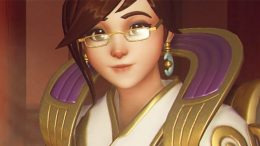 New Overwatch Skins Gives Mei Glance A Thinner Look