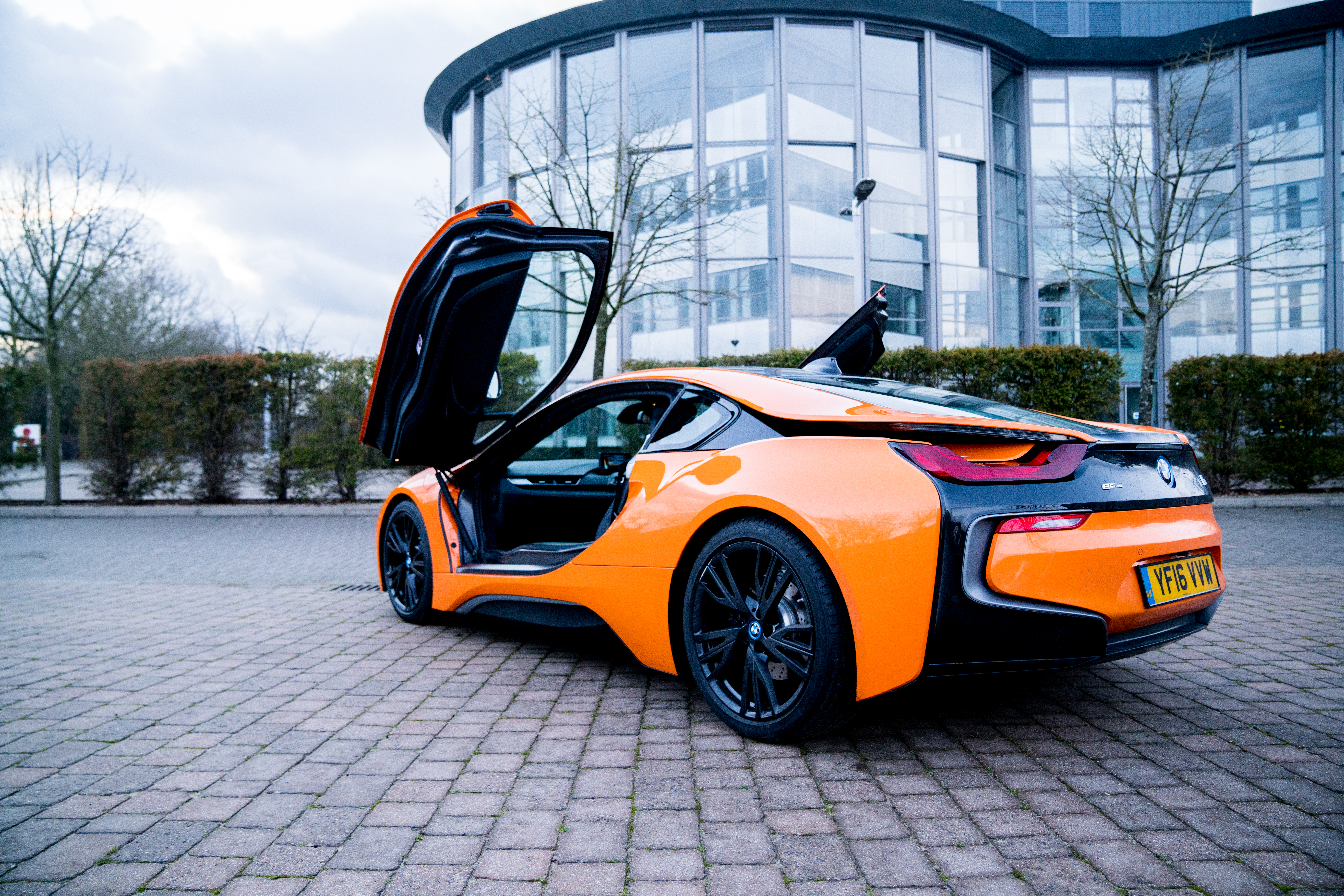 DSC7029 We Took The Orange BMW i8 For A Spin And It Was Wonderful