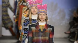 Missoni's Fall 2017 Runway Paid Powerful Tribute to the Women's Marches