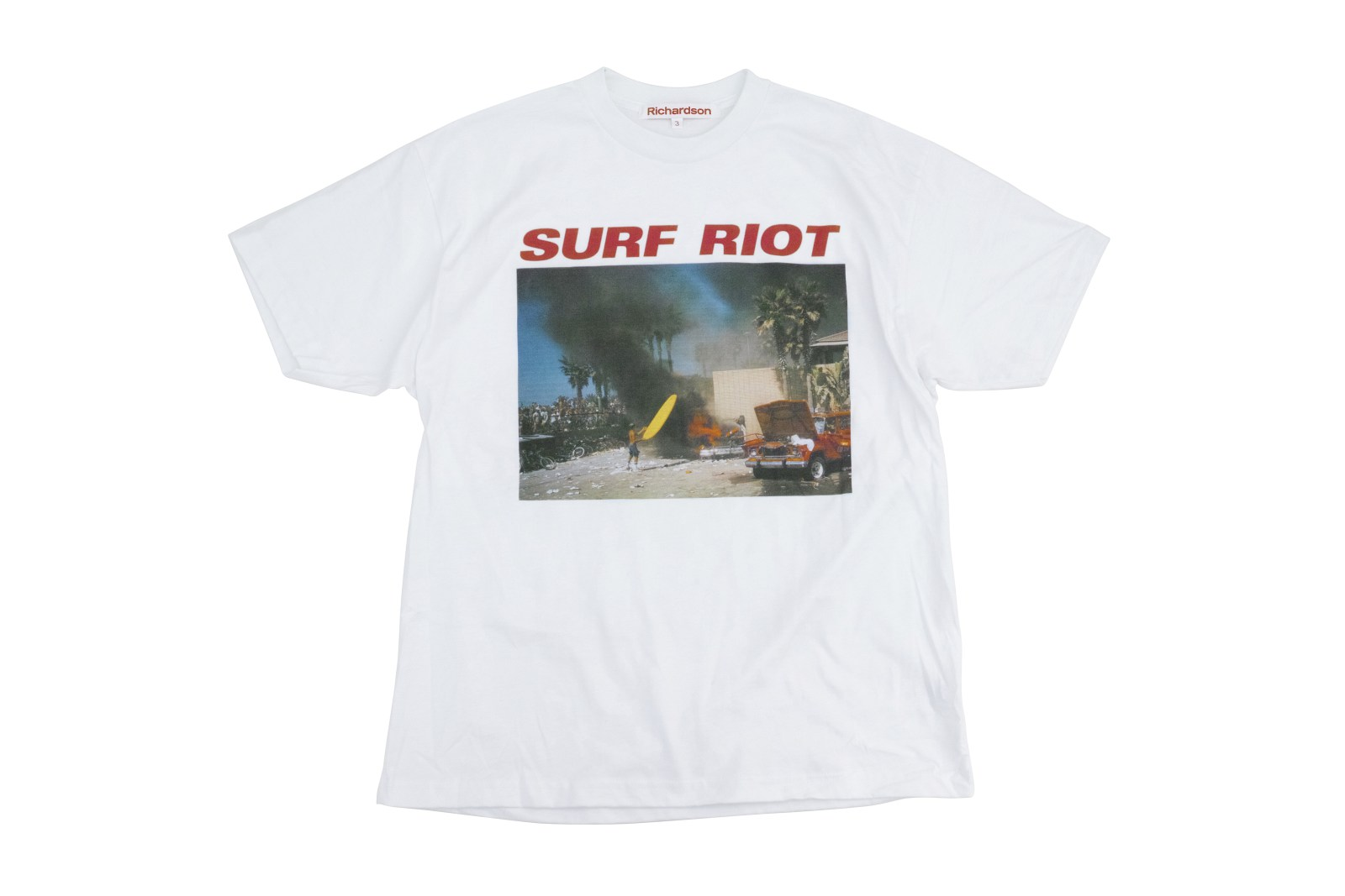 Richardson Magazine Surf Riot