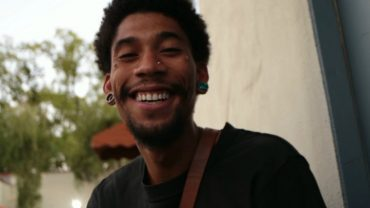 "Hodgy Mixes Animation and Reality to Celebrate Fatherhood in ""Glory"" Video"