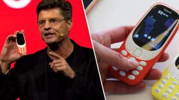 The New Nokia 3310 Is Officially Below