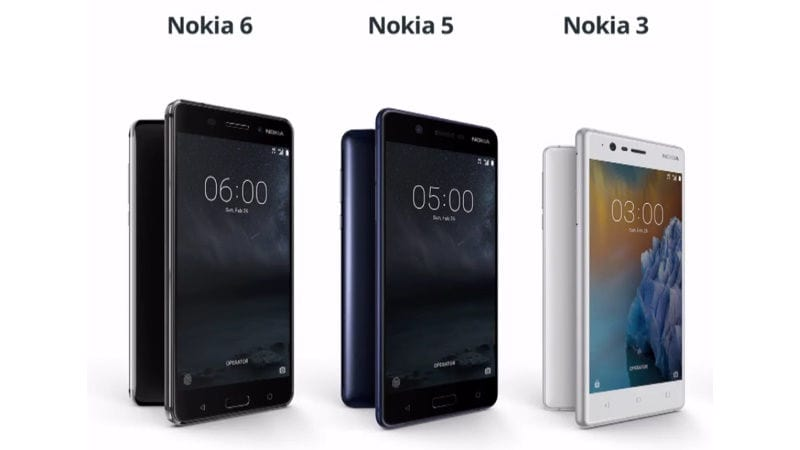 MWC 2017: All The Smartphones Worth Waiting For 485 nokia 3 nokia 5 nokia 6 1488183076784