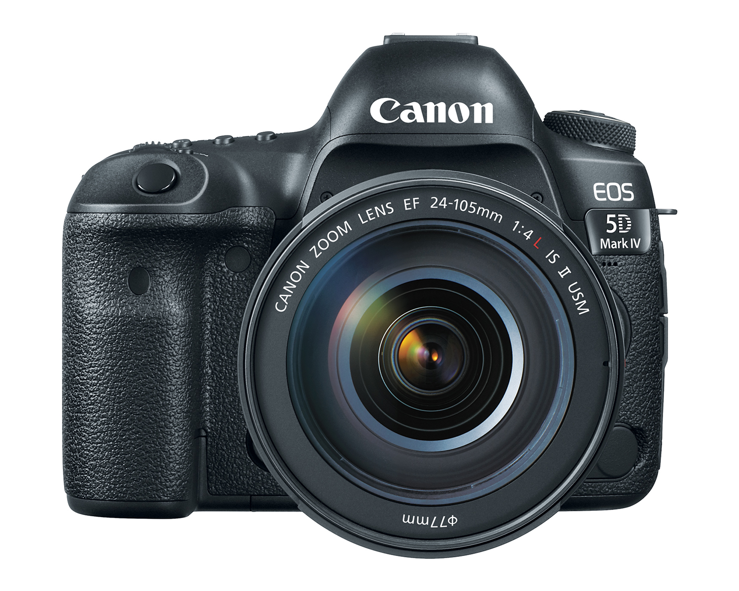 Canon 5D Mark IV Review EOS 5D MarkIV EF24 105 front hiRes