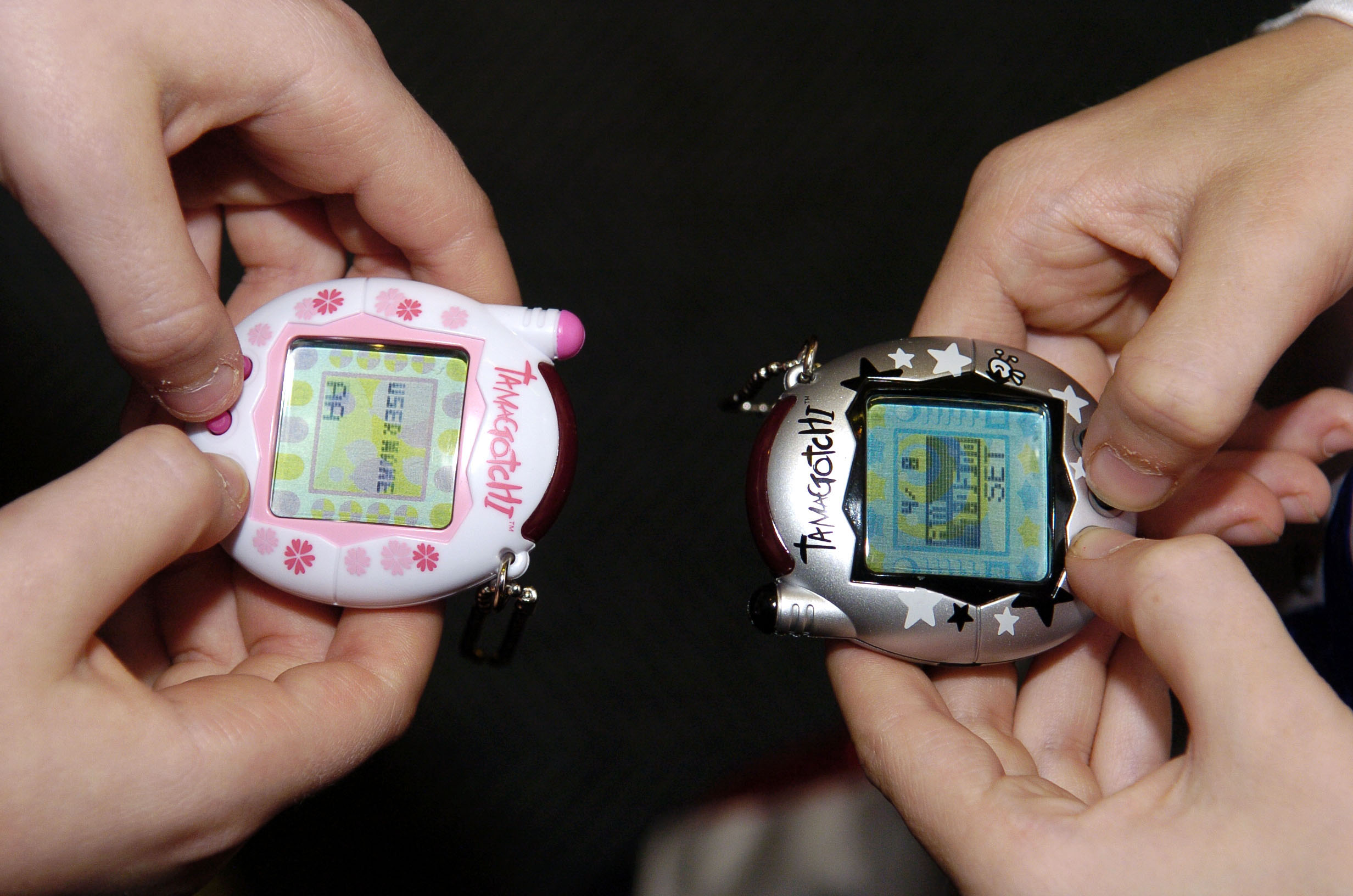 Tamagotchis Are Making A Comeback GettyImages 74664725