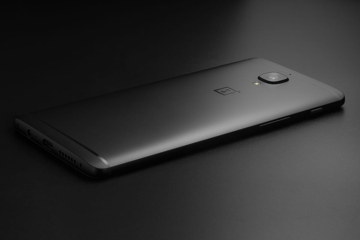 Limited Edition OnePlus 3T Midnight Black In Pictures 1037 IMG 1587