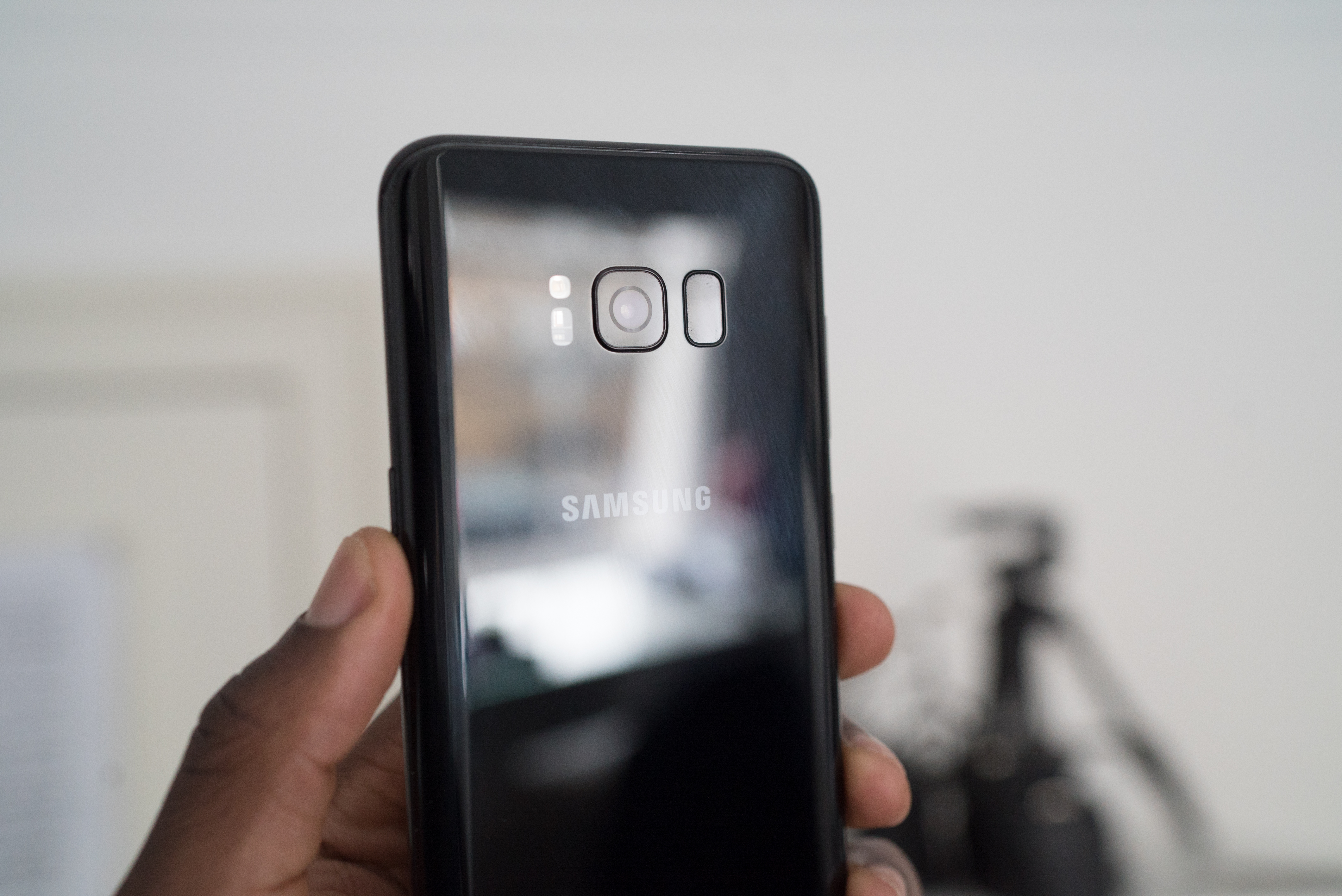 Samsung Galaxy S8+ Review: Its Almost Perfect DSC03364