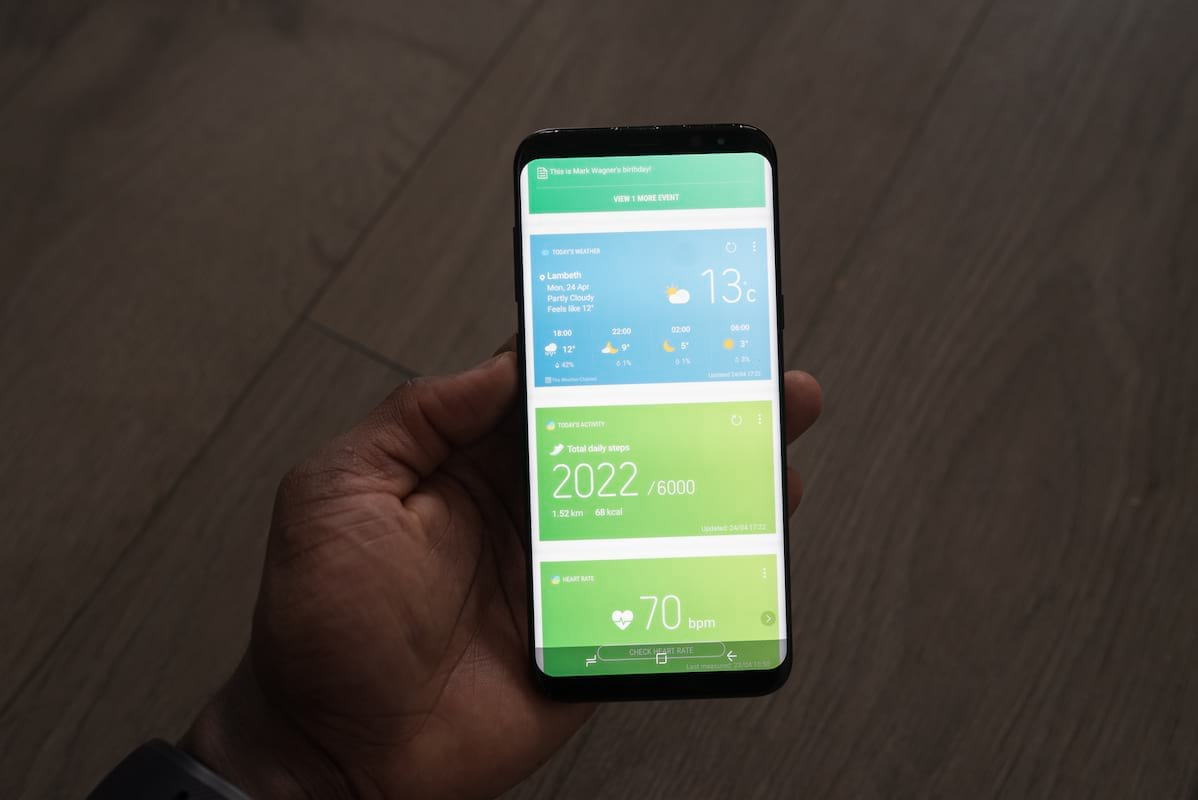 Samsung Galaxy S8+ Review: Its Almost Perfect 1233 DSC03328