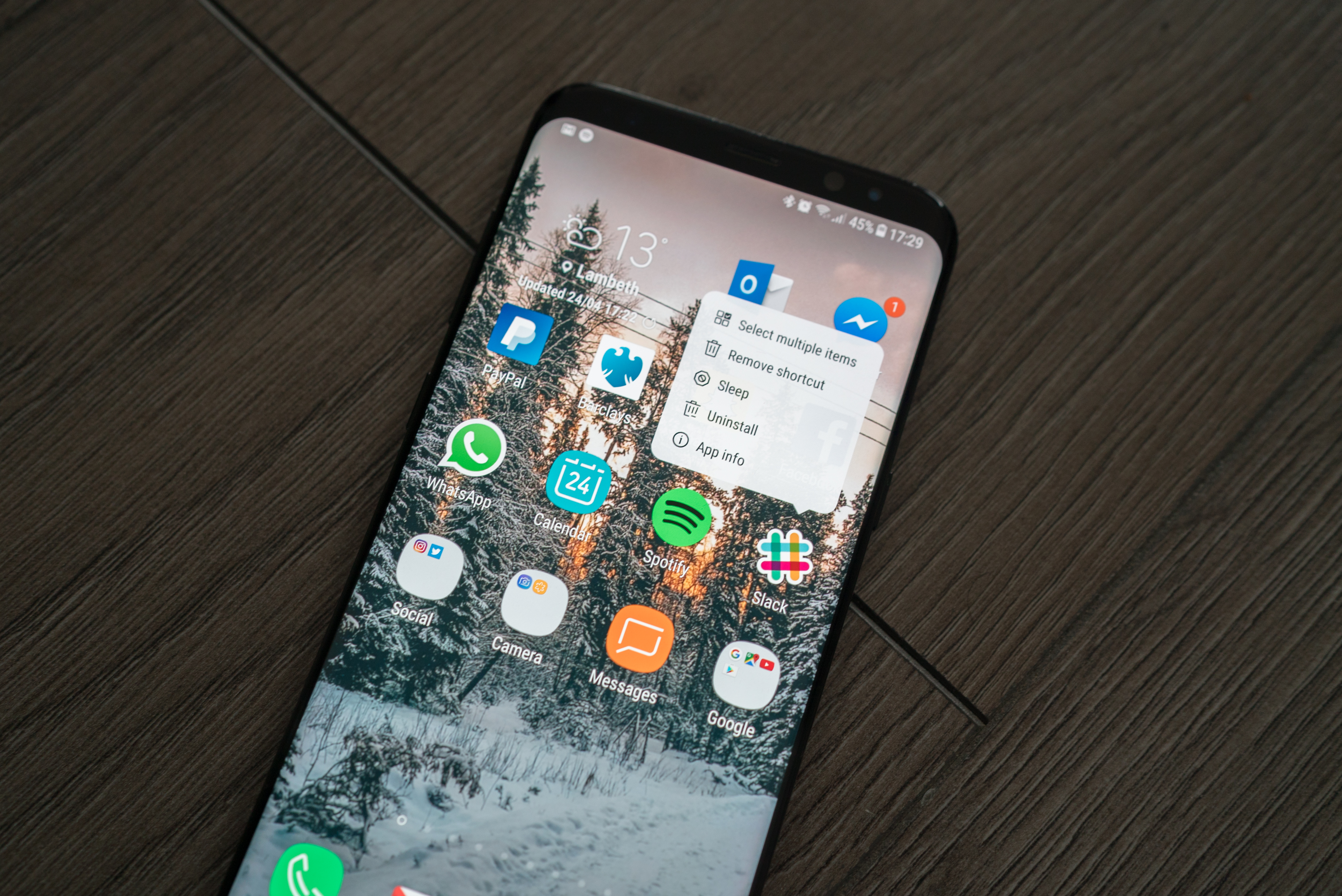 Samsung Galaxy S8+ Review: Its Almost Perfect DSC03352