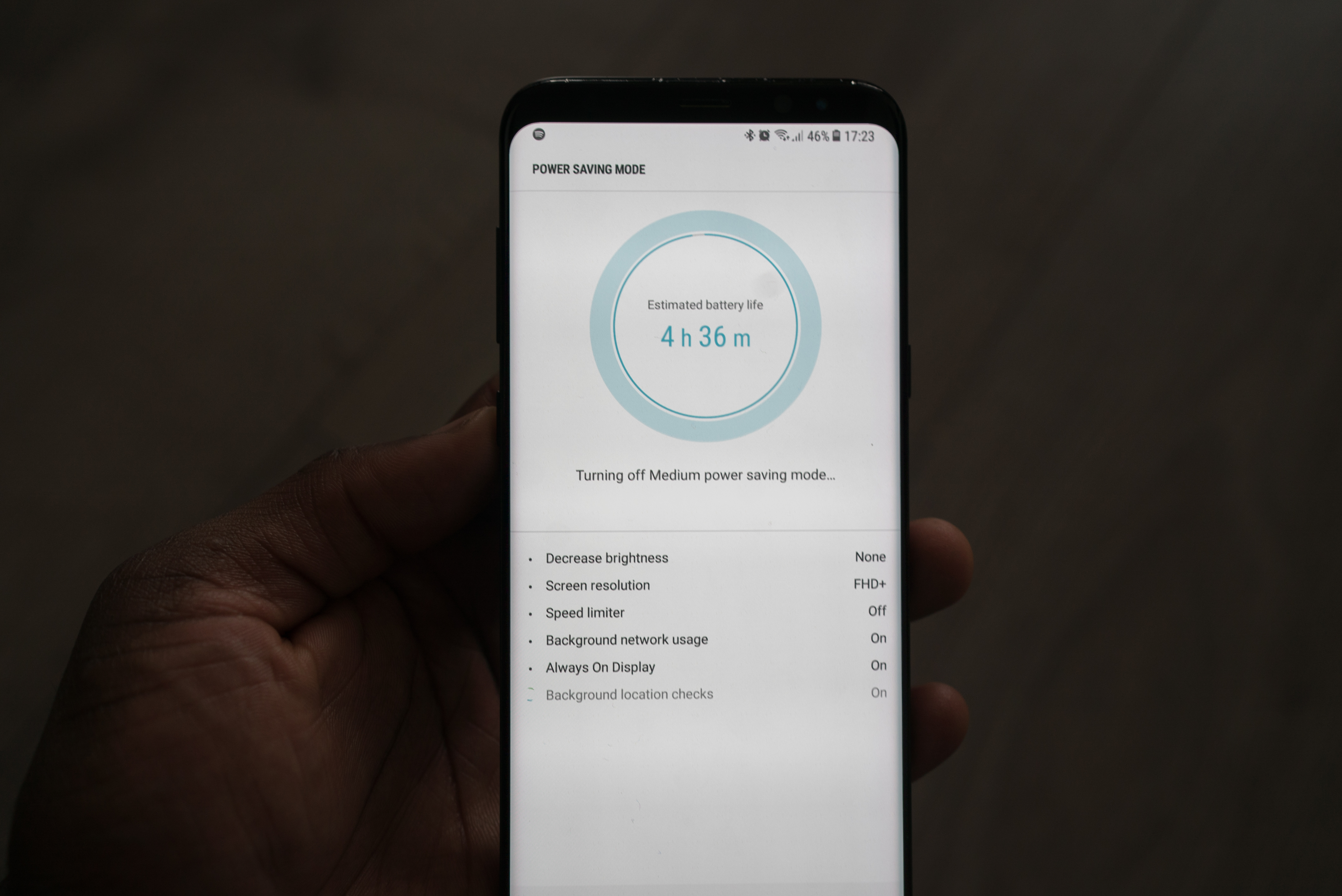 Samsung Galaxy S8+ Review: Its Almost Perfect DSC03333
