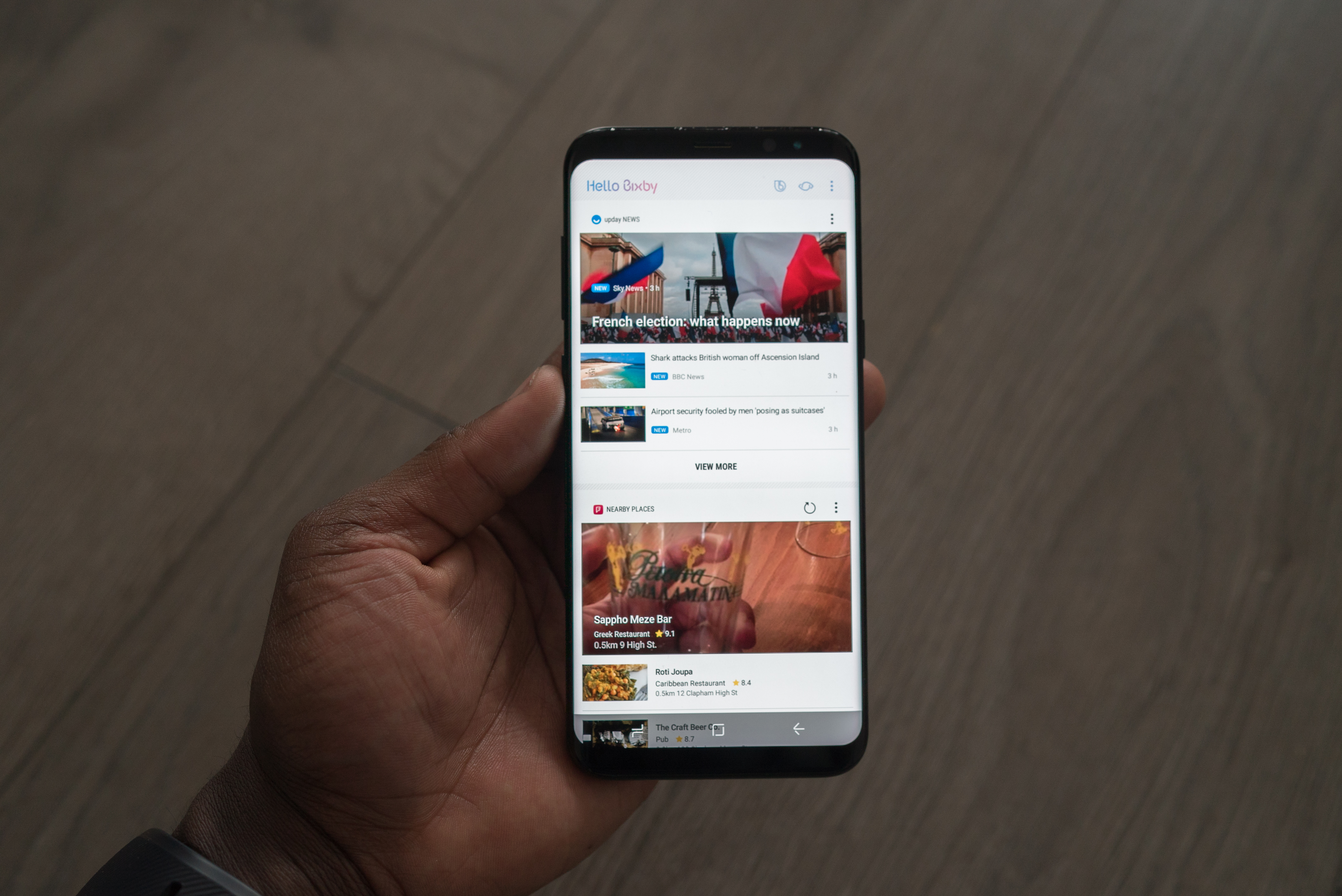 Samsung Galaxy S8+ Review: Its Almost Perfect DSC03327