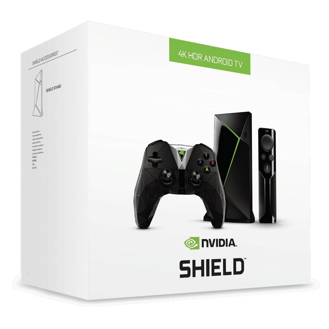 2017 NVIDIA Shield TV (2nd Gen) Review ces 2017 SHIELD TV box