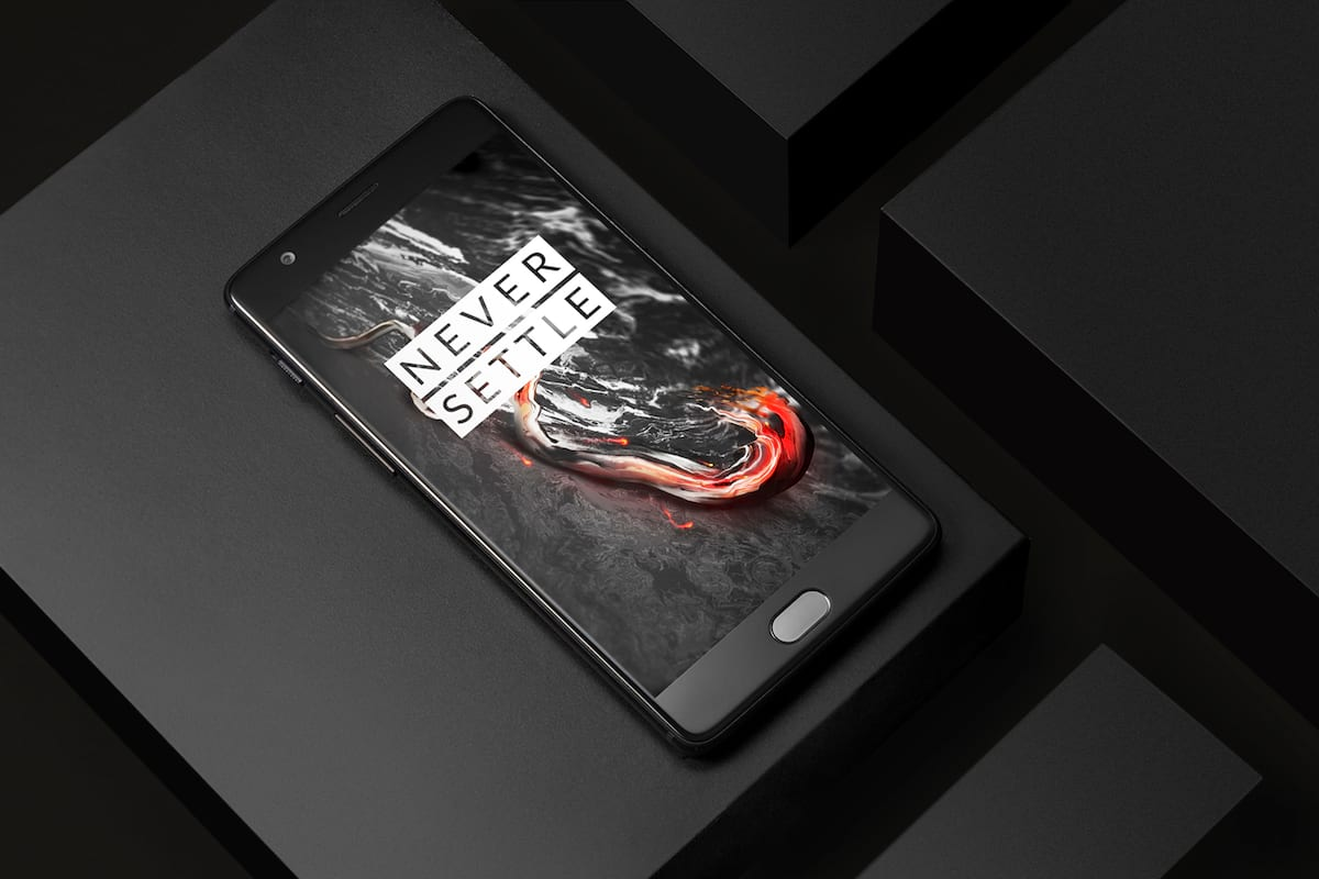Limited Edition OnePlus 3T Midnight Black In Pictures 1560 IMG 1589
