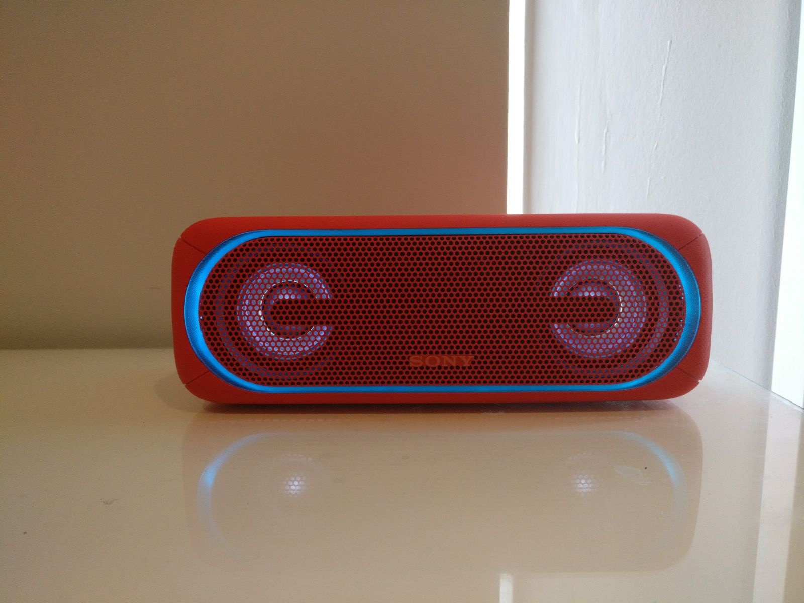 Sony SRS XB40 Portable Wireless Speaker Review %name