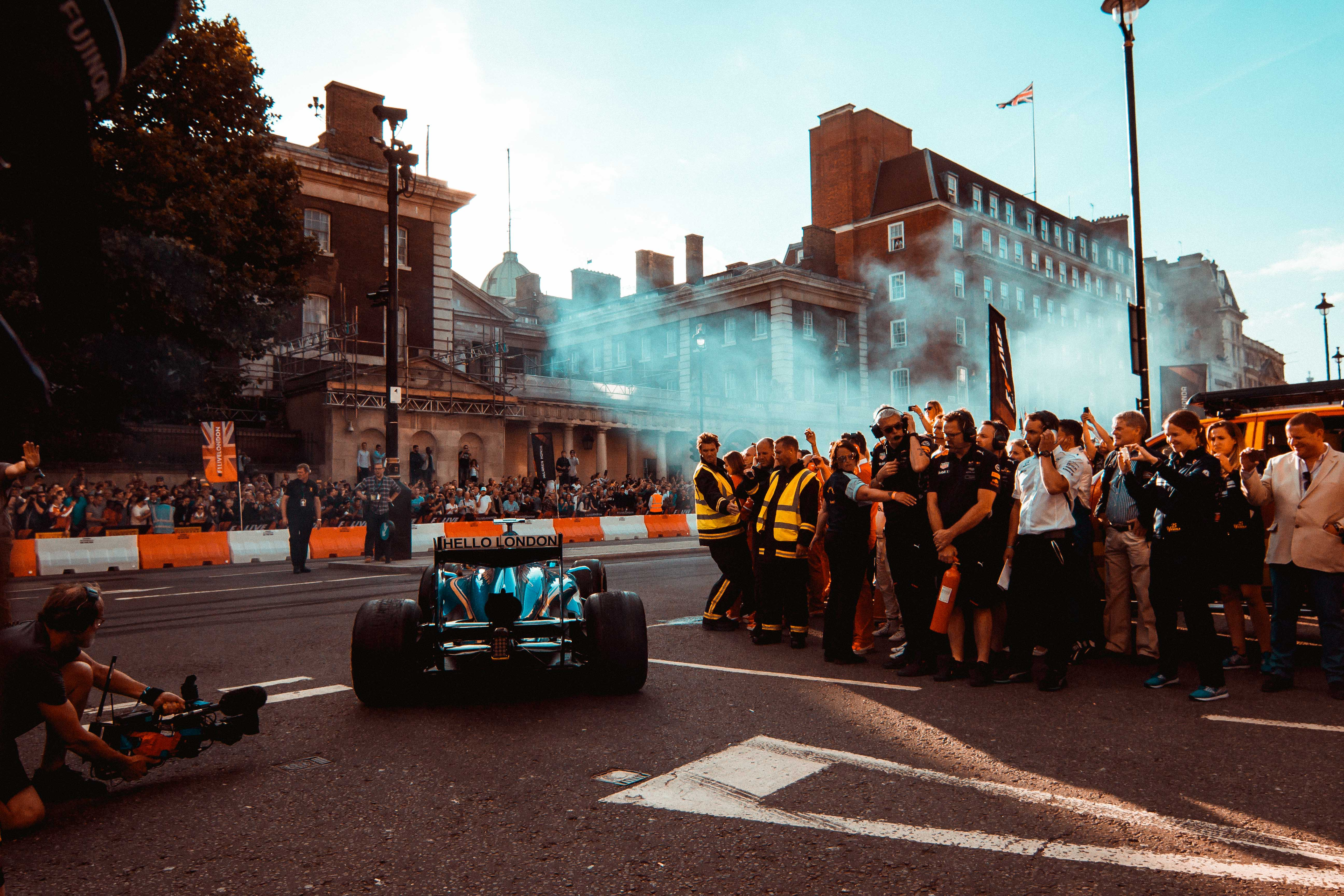 Formula 1 Live London In Pictures MG 3851