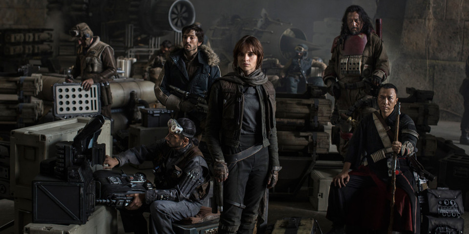 'Rogue One: A Star Wars Story' Series Spinoff to Begin Filming in October 2019
