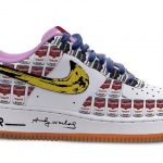 REENO Studios Gives the Nike Air Force 1 the Pop Art Treatment