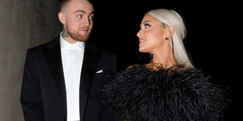 Ariana Grande Quickly Removes Mac Miller Tribute